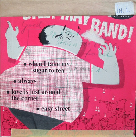Billy May band - When i take my (EP)