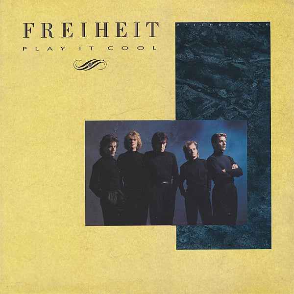 Freiheit - Play It Cool (Extended Mix) (Maxi-Single)