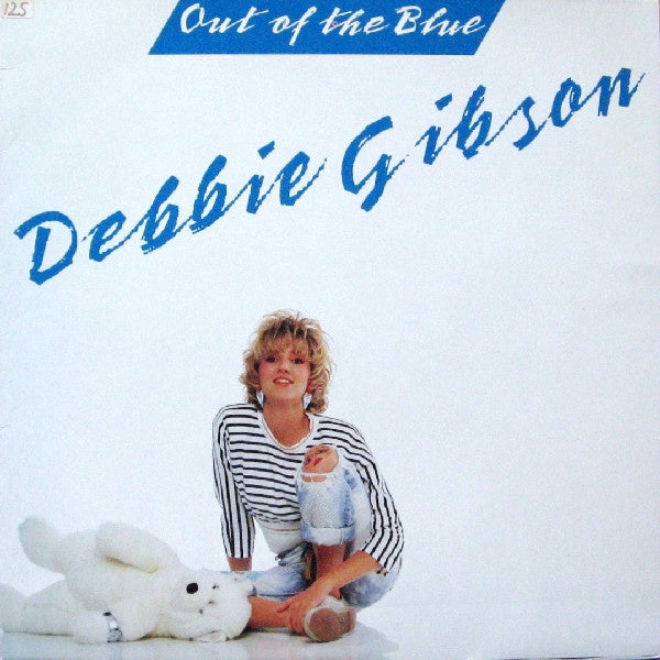 Debbie Gibson - Out Of The Blue (Maxi-Single)