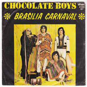 Chocolate Boys - Brasilia Carnaval