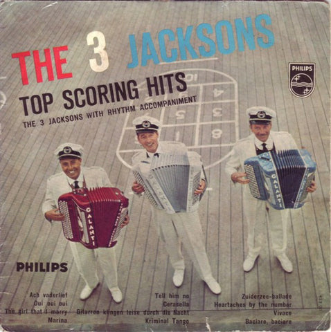 3 Jacksons - Top Scoring Hits (EP)