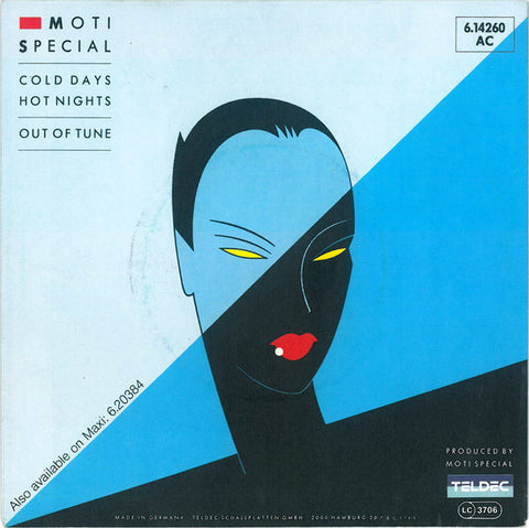 Moti Special - Cold Days Hot Nights