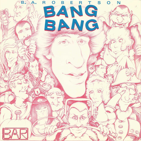 B.A. Robertson - Bang Bang (UK)