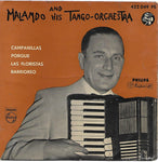 Malando And His Tango Orchestra - Campanillas (EP)