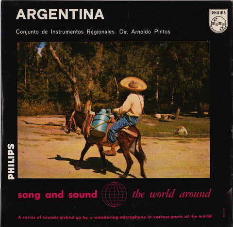 Arnoldo Pintos And His Chayeros - Argentina (EP)