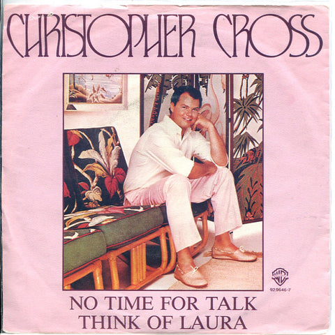 Christopher Cross - No Time For Talk