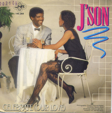 J'Son - Celebrate (Our Love)