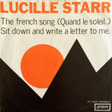 Lucille Starr - The French Song