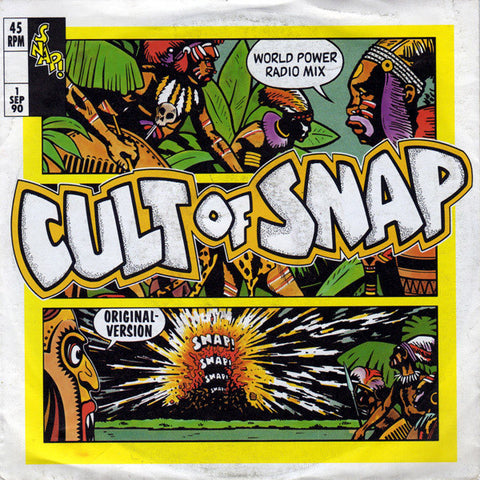 Snap! - Cult Of Snap