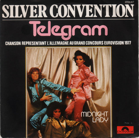 Silver Convention - Telegram