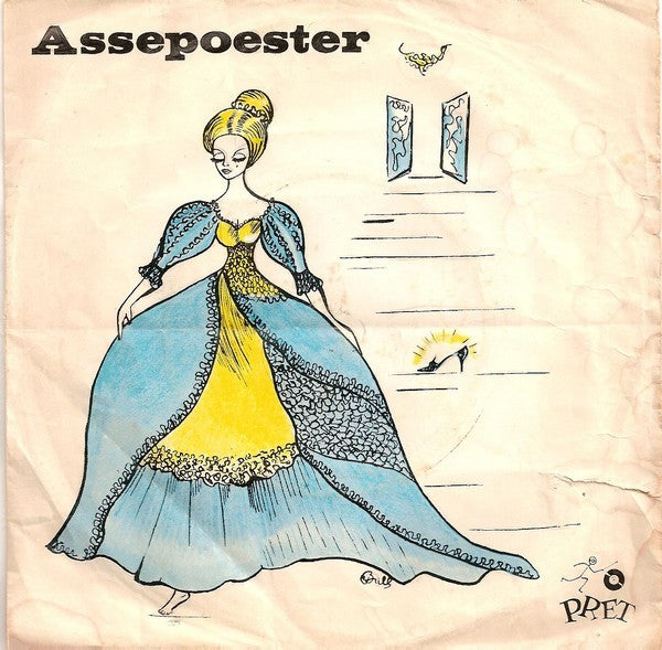 Tante Tini - Assepoester