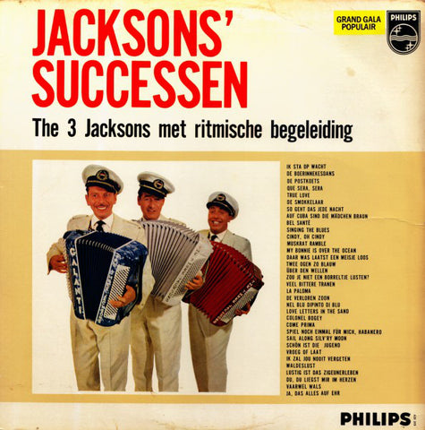 3 Jacksons - Jacksons' Successen (LP)