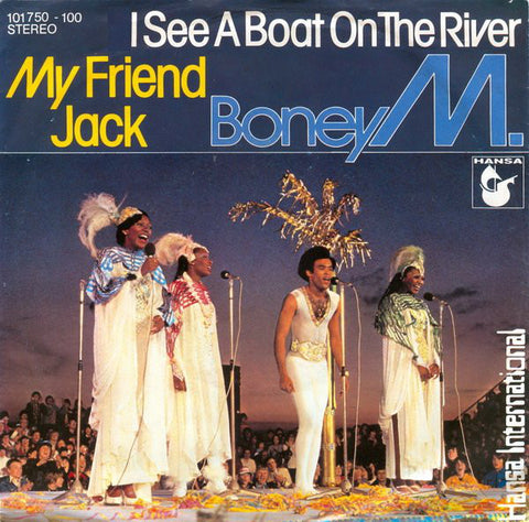 Boney M. - I See A Boat On The River