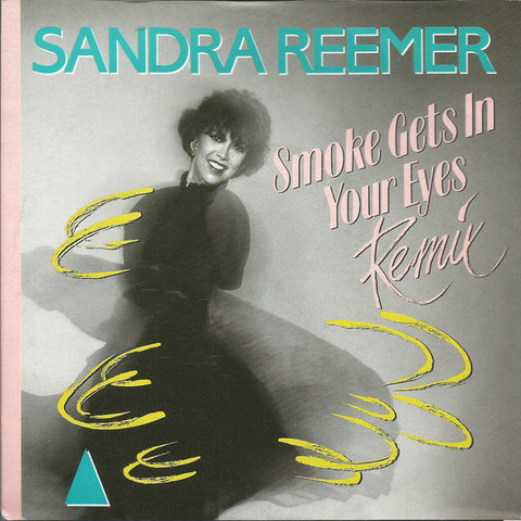 Sandra Reemer - Smoke Gets In Your Eyes (Remix)