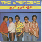 Jacksons - Walk Right Now