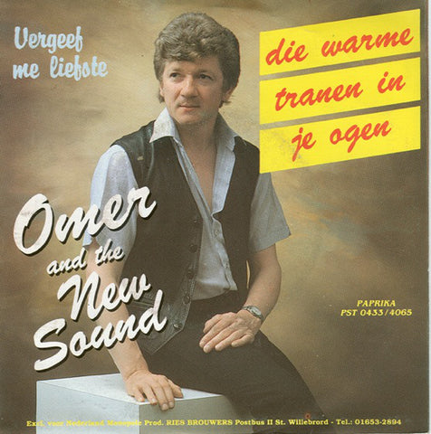 Omer And The New Sound - Die Warme Tranen In Je Ogen