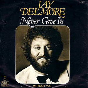 Jay Delmore - Never give in