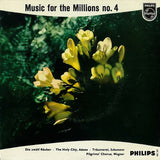 Various - Music For The Millions 4 (EP)
