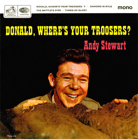 Andy Stewart - Donald, Where's Your Troosers (EP)