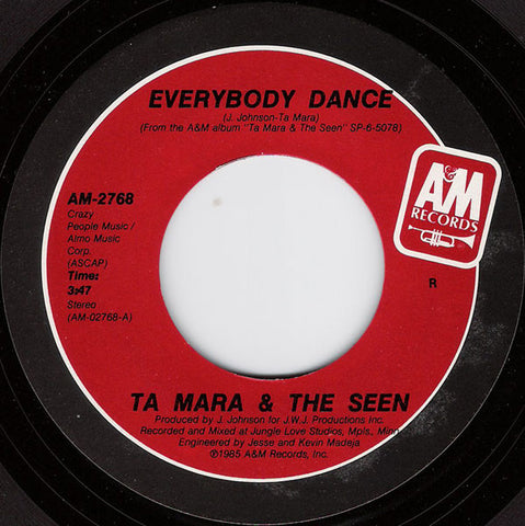 Ta Mara & The Seen - Everybody Dance