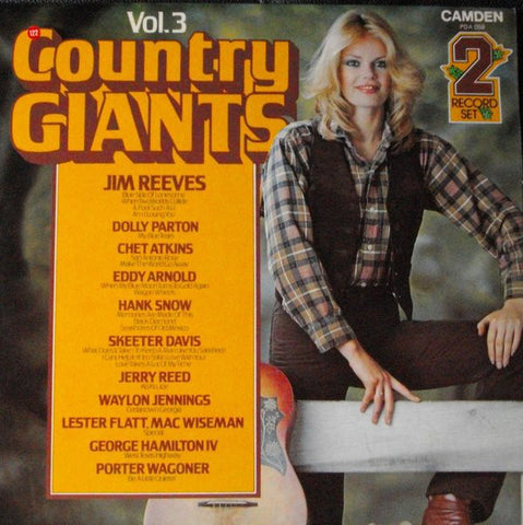 Various - Country Giants Vol.3 (LP)