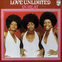 Love Unlimited - In Heat (LP)
