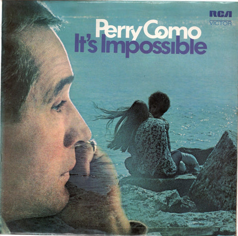 Perry Como - It's Impossible (LP)