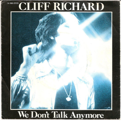 Cliff Richard - We Don't Talk Anymore