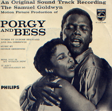 Samuel Goldwyn - Motion Picture Production Of Porgy And Bess