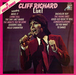 Cliff Richard - Live! (LP)