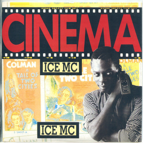 ICE MC - Cinema