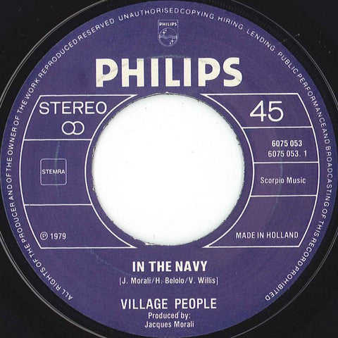 Village People - In The Navy *