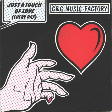 C + C Music Factory - Just A Touch Of Love (Everyday)