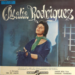 Amalia Rodrigues - Chante Les Airs Du Film Sangue Toureiro (EP)