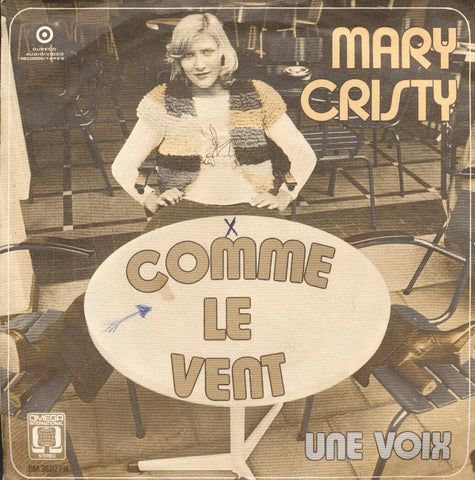 Mary Cristy - Comme Le Vent