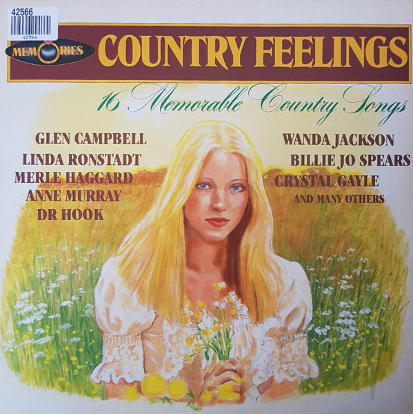 Various - Country Feelings (LP)
