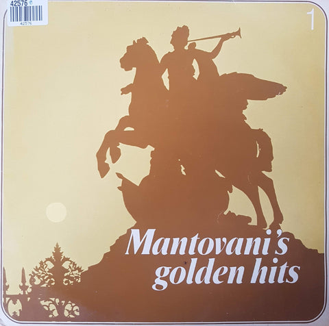 Mantovani - Mantovani's Golden Hits (LP)