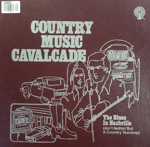 Various - Country Music Cavalcade - Nashville Graffitti (LP)