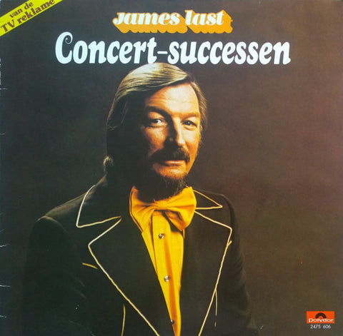 James Last - Concert-successen (LP)