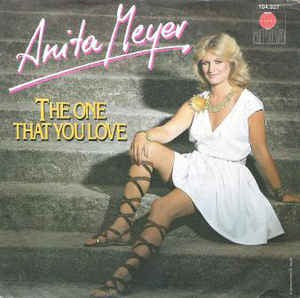 Anita Meyer - The One That You Love