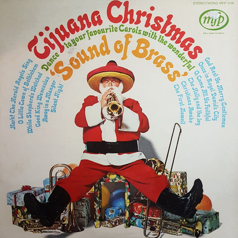 Torero Band - Tijuana Christmas (LP)