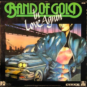 Band Of Gold - In Love Again (Maxi-Single)