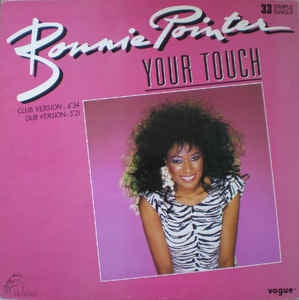 Bonnie Pointer - Your Touch (Maxi-Single)
