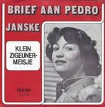 Janske - Brief Aan Pedro