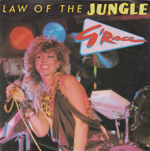 G'Race - Law Of The Jungle