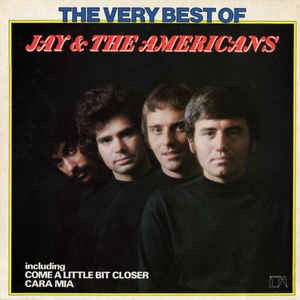 Jay & The Americans  -  -  The Very Best Of Jay & The Americans (LP)