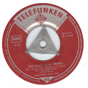 Anton Karas - Harry Lime Thema