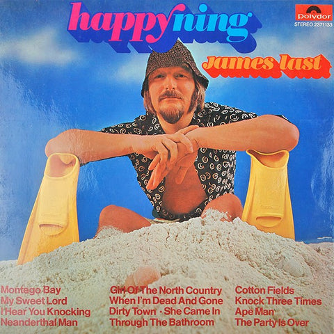 James Last - Happyning (LP)