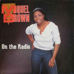 Miquel Brown - On The Radio (Maxi-Single)
