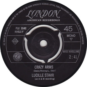 Lucille Starr - Crazy Arms